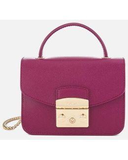 Metropolis Mini Top Handle Bag