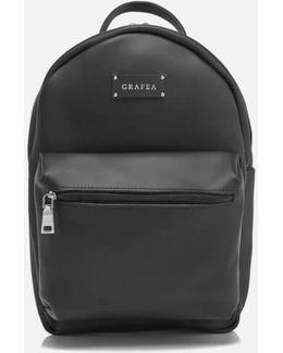 Zipper Backpack