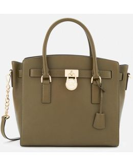 Hamilton Large East West Satchel