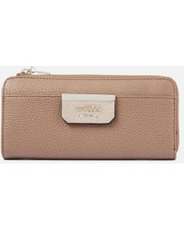 Bobbi Slim Zip Wallet