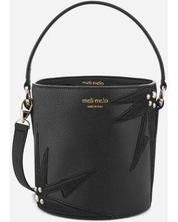 Santina Wonderplant Mini Bucket Bag