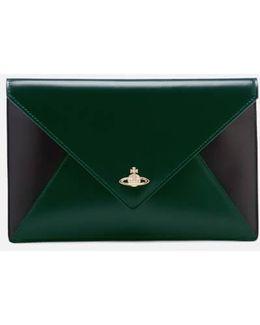 Women's Private Envelope Clutch Bag
