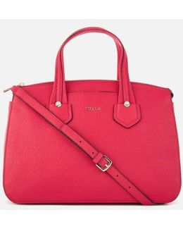 Giada Medium Satchel Bag With Zip