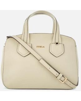 Giada Small Tote Bag With Zip