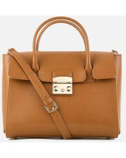 Metropolis Medium Satchel Bag