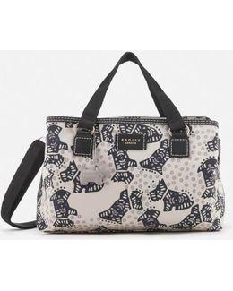 Folk Dog Medium Multiway Bag