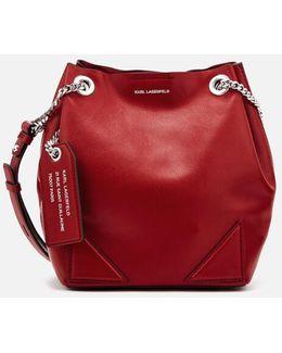 K/slouchy Small Drawstring Bag