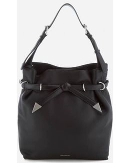 K/rocky Bow Drawstring Bag