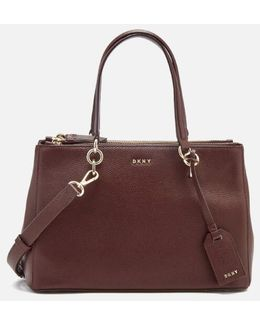 Chelsea Pebbled Leather Small Shopper Bag