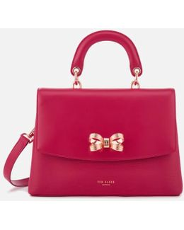 Lauree Looped Bow Lady Bag