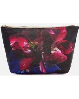 Mearl Impressionist Bloom Wash Bag