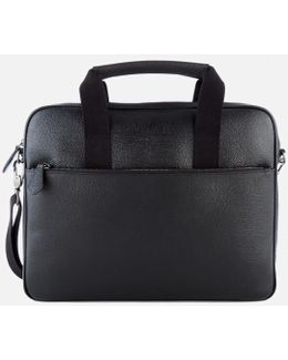 Morcor Leather Document Bag