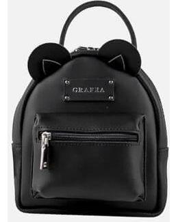 Mini Zippy Bear Backpack
