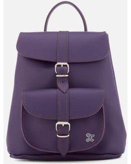 Plum Baby Backpack
