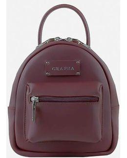 Mini Zippy Backpack