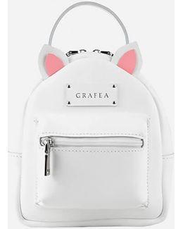 Mini Zippy Kitty Backpack