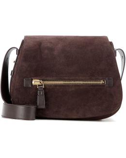 Jennifer Suede Shoulder Bag