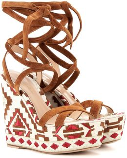 'cheyenne' Wedge Sandals