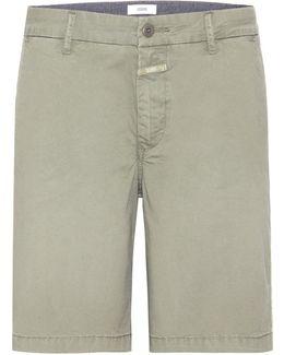 Blake Cotton Shorts