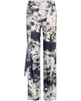 Gallart Printed Trousers