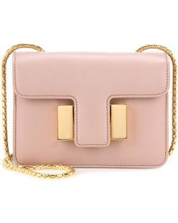 Sienna Small Leather Shoulder Bag