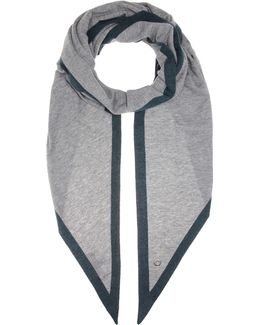 Twice Cashmere And Silk Scarf