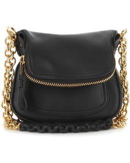 Jennifer Mini Leather Shoulder Bag
