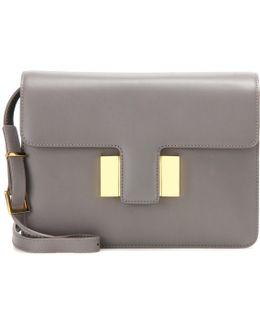 Sienna Medium Leather Shoulder Bag
