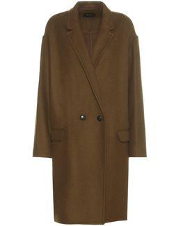 Filipa Virgin Wool And Cashmere Coat