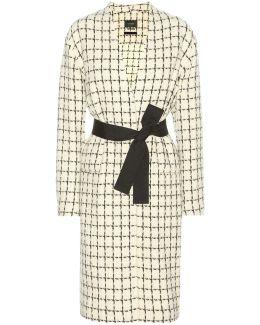 Magli Virgin Wool-blend Coat