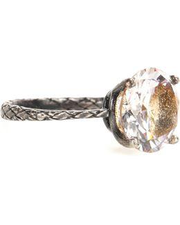 Intrecciato Ring
