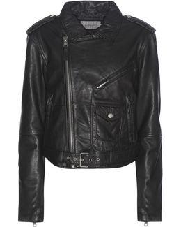 Exclusive To Mytheresa. Com – Leather Biker Jacket