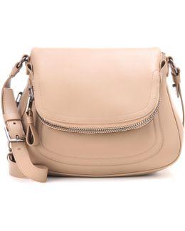 Medium New Jennifer Leather Shoulder Bag