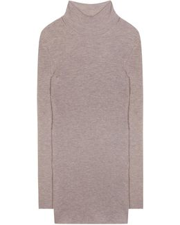 Cocciolone Cashmere Turtleneck Sweater