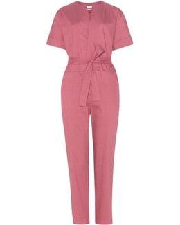 Nadela Cotton-blend Jumpsuit