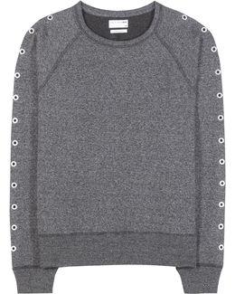 Classic Cotton-blend Sweatshirt