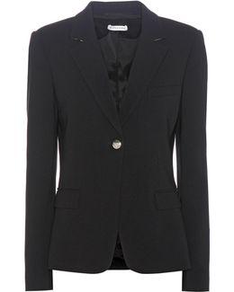 Hetty Crêpe Jacket