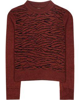 Richmont Mohair-blend Sweater