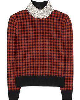 Loras Plaid Sweater