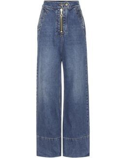 Xylophone Wide-leg Jeans