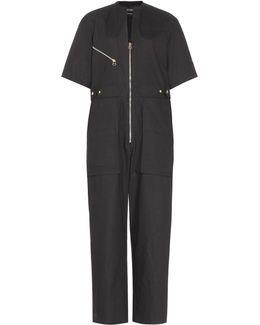 Talma Cotton Jumpsuit