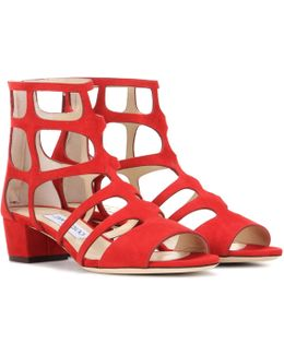 Ren 35 Suede Sandals