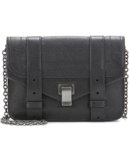 Ps1 Chain Leather Clutch