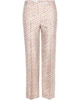 Hayden Silk Trousers