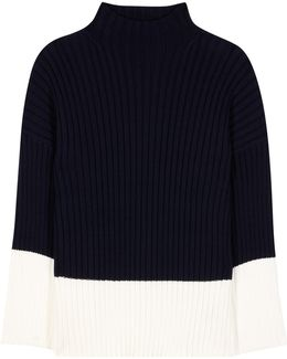 Cotton-blend Sweater
