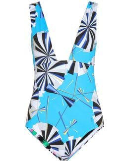 Printed Swimsuit
