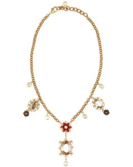 Exclusive To Mytheresa. Com – Embellished Necklace