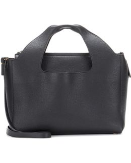 Two For One Leather Tote