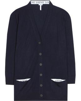 Virgin Wool Cardigan