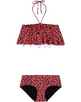 Exclusive To Mytheresa. Com – Rivier Printed Two-piece Swimsuit